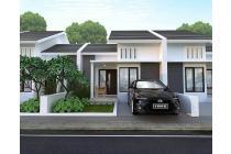 Rumah Konsep Villa Kadudampit Sukabumi