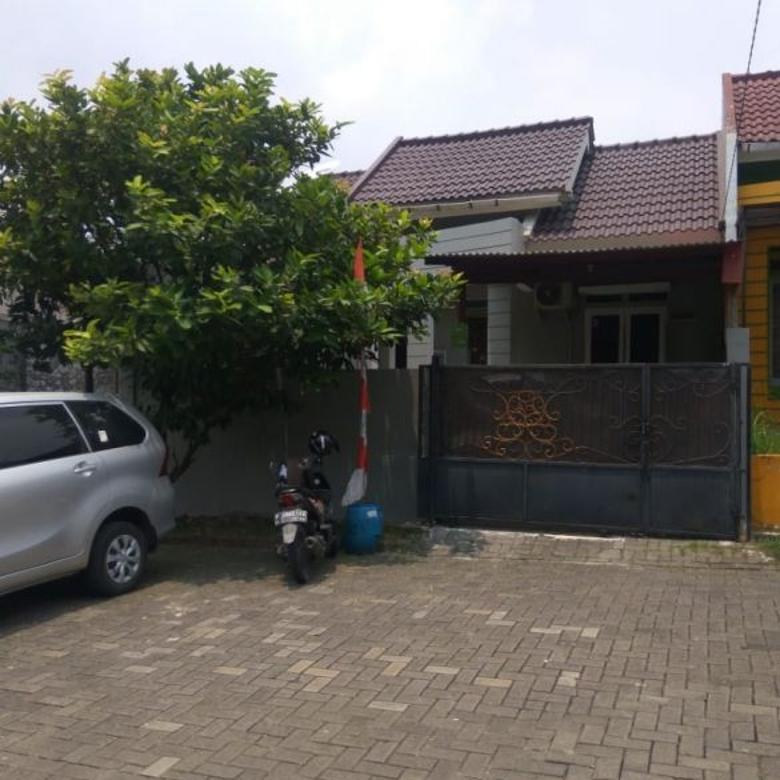 Rumah minimalis di Pajajaran Regency