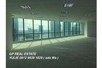 Dijual Office Space Lippo St Moritz Luas 377 m2 hrg 12M ng Siap Pakai y695
