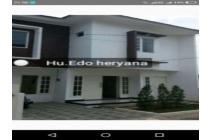 Rumah Cluster Baru Perumahan