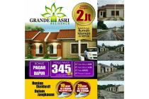 Rumah Tanpa DP READY STOK,booking fee 2 jt all in ( grande asri residence )