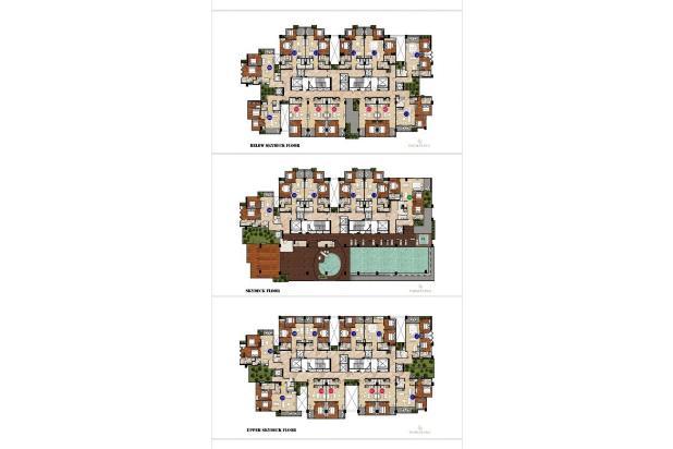 Rp3,28mily Apartemen Dijual