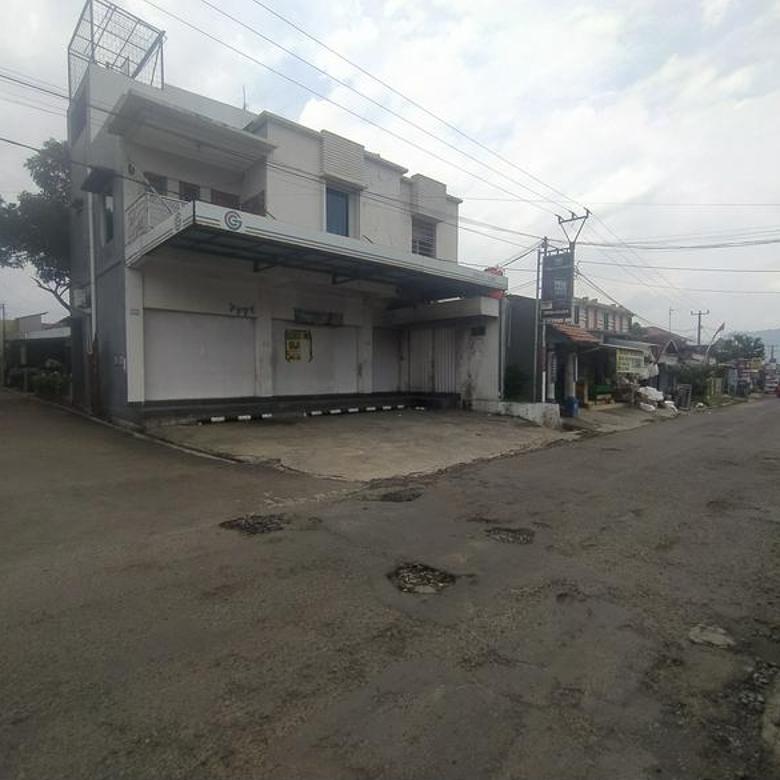 Ruko Murah  2 Lantai Lokasi Strategis Cocok Untuk Usaha, Karangtengah Bojong Cianjur