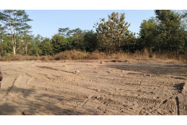 Rp486jt Tanah Dijual