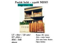 Rumah Pondok Indah Badung Canggu Utara Bali Murah Mewah 1.55M