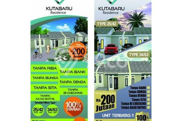 Perumahan Syariah di Tangerang Kutabaru Residence Pasar Kemis 17794736