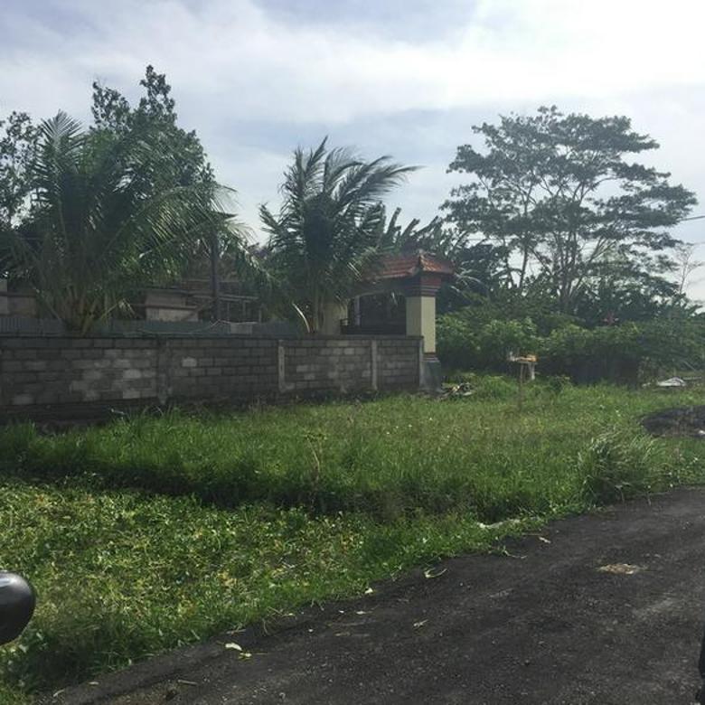 Tanah Di Denpasar Utara