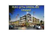 NEW Launching shophouse Kawasan Elite Citraland The Greenlake