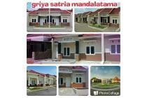 DP 2,5jt Langsung Pilih Rumah di Griya Satria
