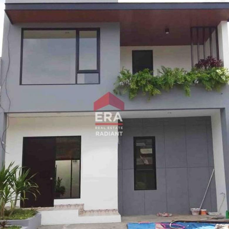 Rumah bagus brand new murah di Graha Raya Bintaro