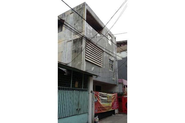 Rumah DP Ringan 4 Lantai Lokasi di Jakarta Pusat 15893725