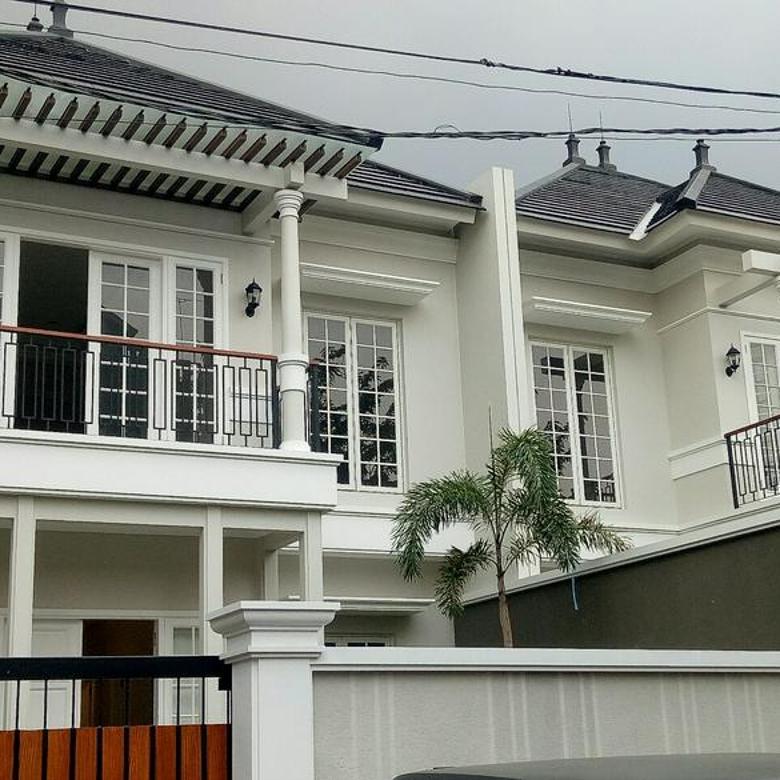 Rumah Baru Full Furnished Cempaka Putih Tengah 27D Baru FF TAMAN SOLO check video Jakarta Pusat