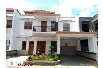 Rumah di Pancoran Mas, Baru 2Lt, dlm Cluster di Mampang Grogol