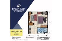 Miliki Segera Apartment Mewah Barsa City Apartment Yogyakarta
