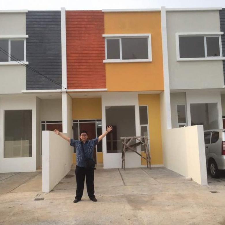 Pembeli Pertama bisa pilih Rumah dgn Lahan Terluas di Larangan