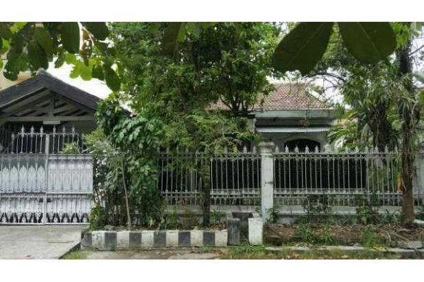 Rumah HITUNG TANAH MURAH STRATEGIS LANGKA di Kertajaya Indah Tengah 10785351