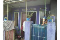 Rumah minimalis lt.30m2 di lewati kabel sutet/listrik