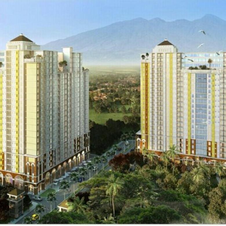 Apartemen CINERE RESORT, HARGA MIRING, Lantai 5, Connecting Studio & 2 BR