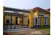 Dijual Hoki Rumah Cantik Hoek Strategis di Sudirman Pekan Baru Kota