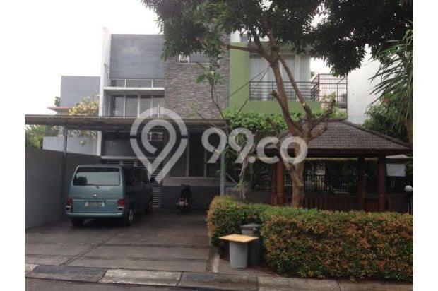 Dijual Rumah Nyaman Asri di Kebayoran Heights Bintaro Sektor 7, Tangsel 17826313