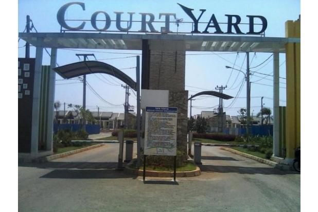Cluster Coutyard Garden Galuh Mas Karawang DP hanya 3% 15469465