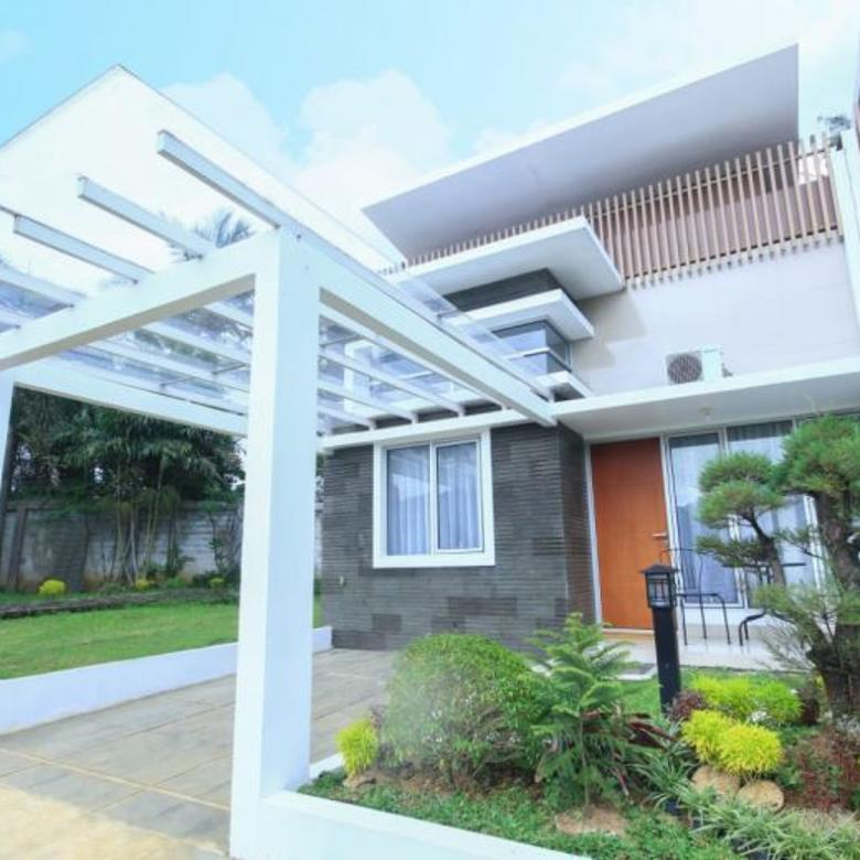 De Minimalist Jagathi Resort Sentul