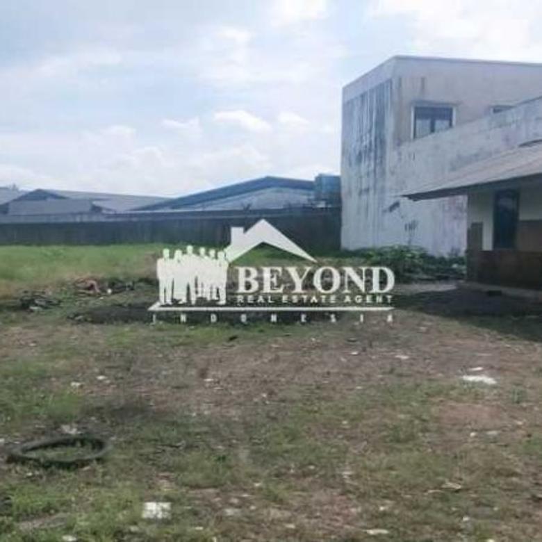 Tanah Bagus Luas Strategis Area Bandung Buah Batu