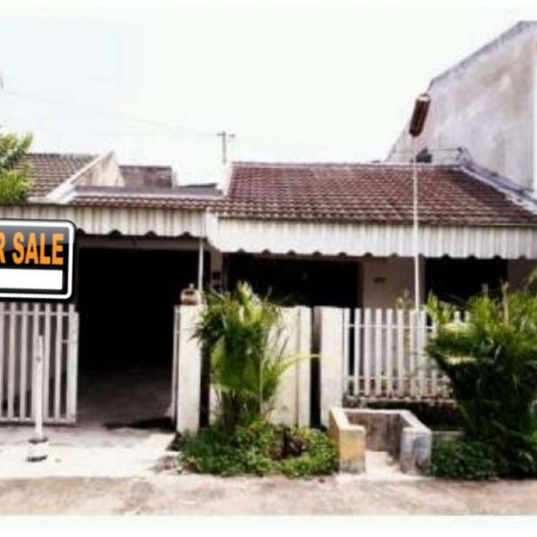 Investor Welcome! Rumah Hitung Tanah Babatan Pantai SHM 1,175M