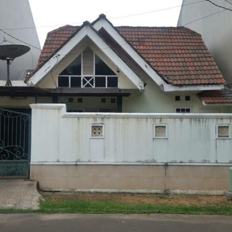 Dijual Rumah Layak Huni Di Griya Loka Tangerang MP5799FI