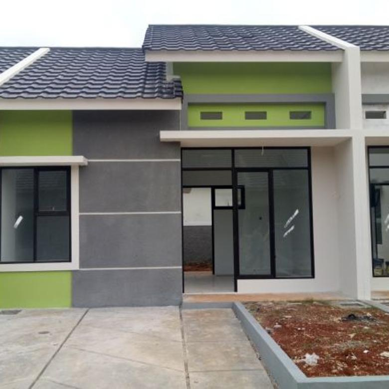 Rumah Kpr dekat stasiun Cilebut Bogor