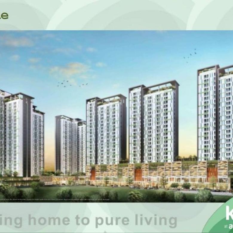 Apartemen Ready Stok Akasa Pure Living BSD City