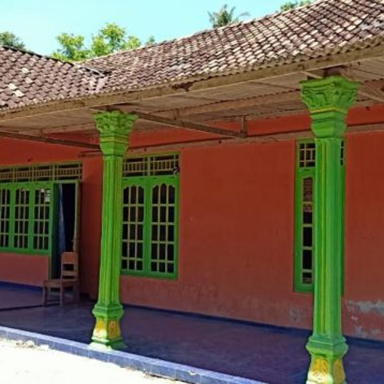 Dijual Rumah Second Dekat Pantai Selatan di Ngunjung Sanden