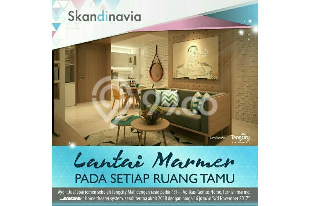 Scandinavia apartement,Harga Early Bird,20menit ke bandara soeta 13866897