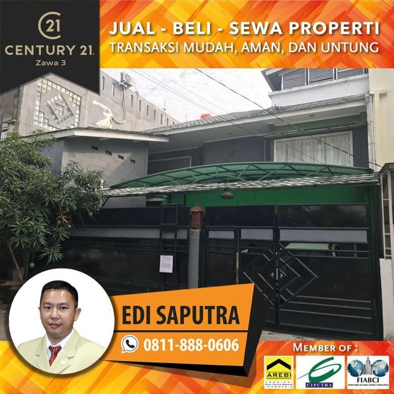 Dijual Rumah Jl. Kebon Jeruk Indah Srengseng Jakarta Barat
