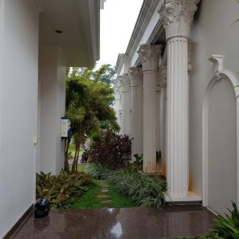 Tanah Bonus Bangunan Mewah dan Murah di Bukit Golf Pondok Indah