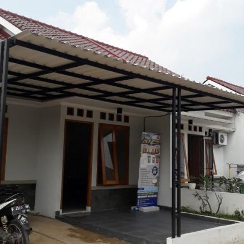 Rumah Cantik Siap Huni di Pancoran Mas