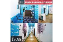 Rumah (Kos-Kosan) Jelambar, Jakarta Barat, 175 m², 5 Lt, SHM