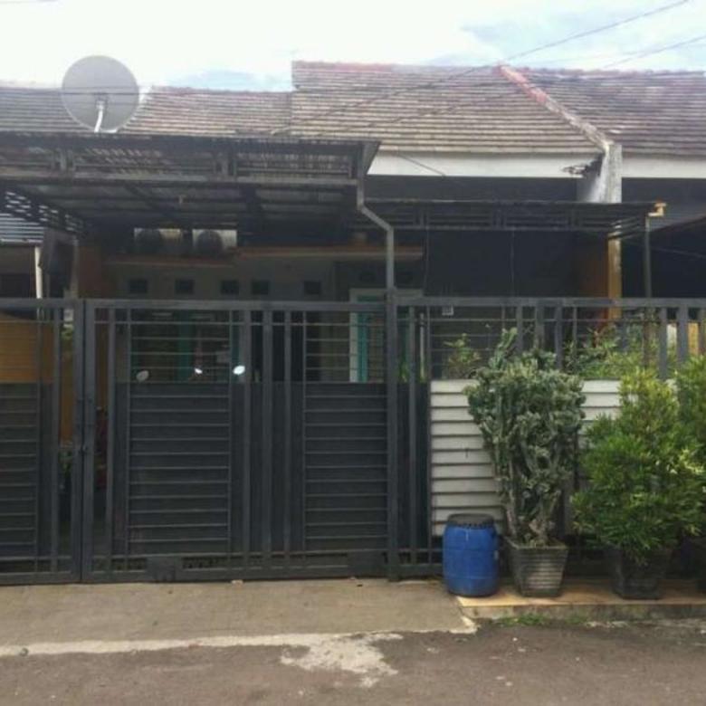 Rumah Second 2 Lantai di Sukatani, Tapos, Depok