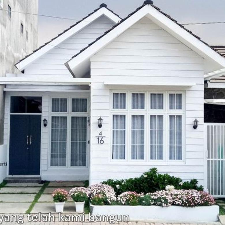 TERMURAH Rumah Desain Arsitek Berkelas 15 menit Upi Setiabudi