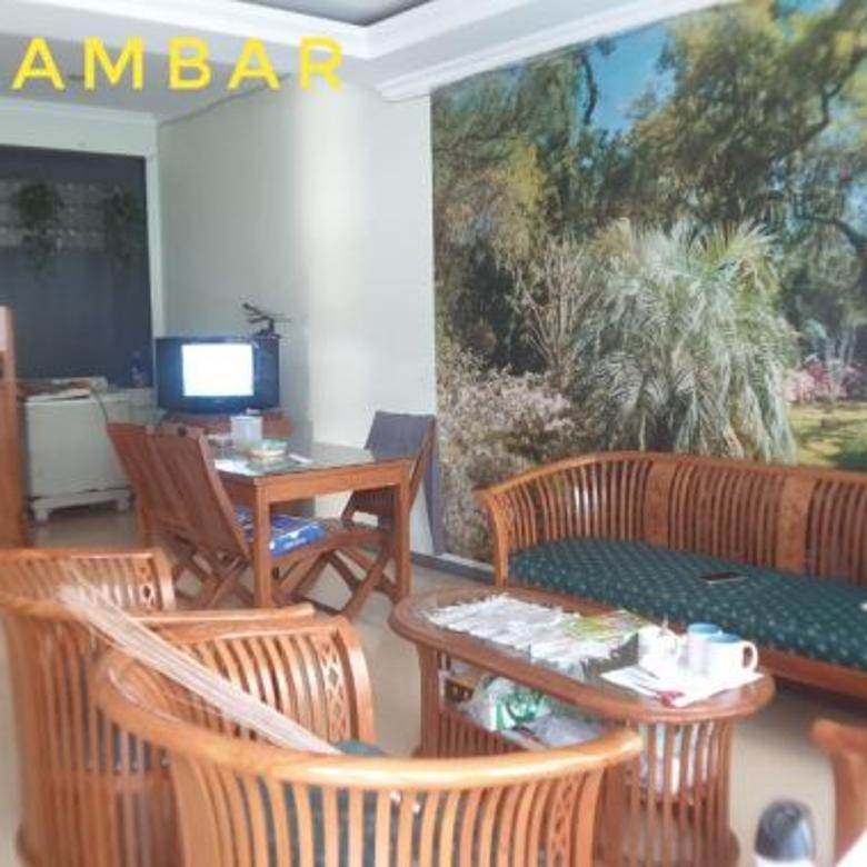 Rumah uk 7,5x15m lokasi nyaman di Kavling Polri, Jelambar
