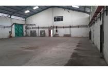 Dijual/Disewakan Eks Pabrik Percetakan Raya Sawunggaling Dekat Puspa Agro