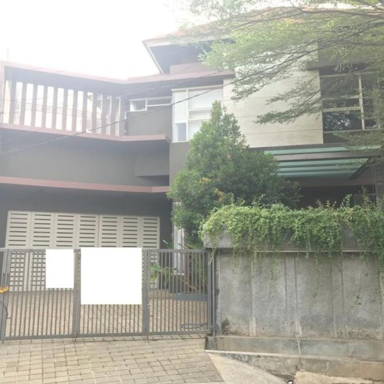 Rumah Villa Melati Mas Serpong