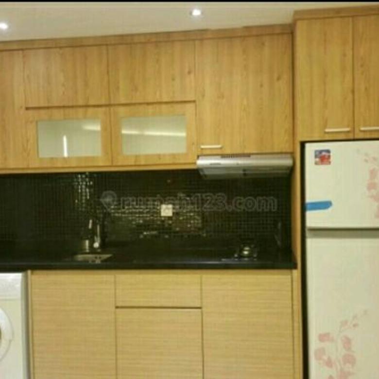 apartemen the mansion kemayoran uk 70m2