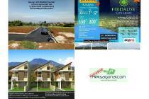 Rumah Dijual Perumahan Syariah Firdausy City Light Ujungberung Bandung Timu