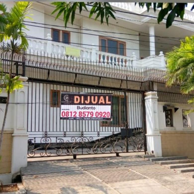 Rumah Mewah di Rajawali Selatan, Jakarta Pusat, lokasi ASRI