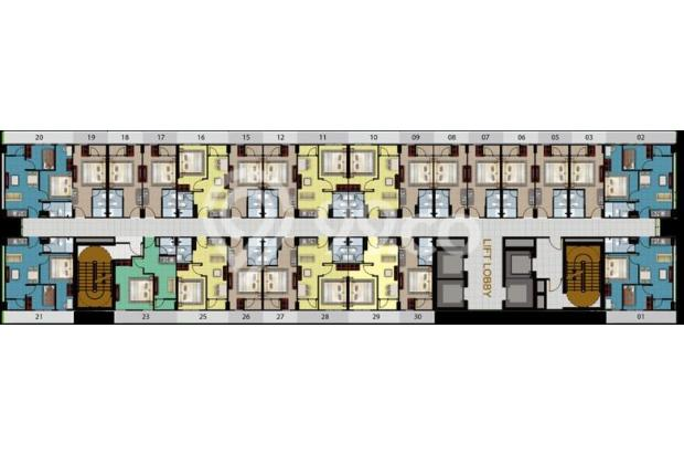 Apartemen siap huni Surabaya Selatan, investasi menjajikan 16049551