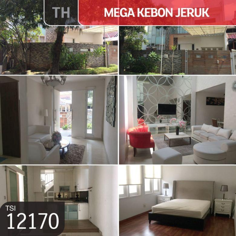 Rumah Mega Kebon Jeruk, Joglo, Jakarta Barat, 10x20m, SHM