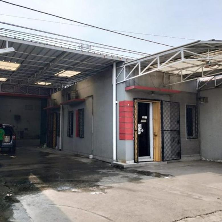 Gudang/workshop Cimone Tangerang