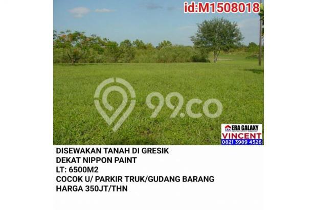 Disewakan Tanah Di Gresik Dekat Nippon Paint 6154855