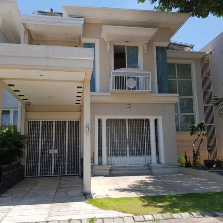 Jual Cepat Murah Pool Rumah Mewah Surabaya Timur Strategis Siap Huni